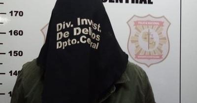 Villa Industrial: detuvieron a un presunto miembro del PCC