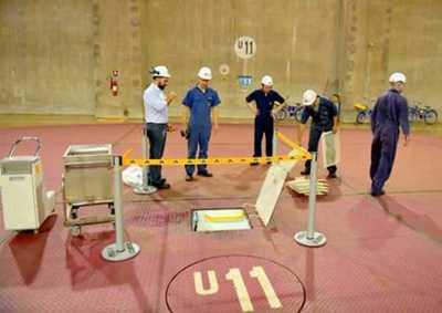 Se inicia trabajo de mantenimiento trianual de la Unidad Generadora 11