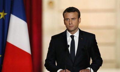 Francia bordea los 15 mil muertos y Macron extiende la cuarentena
