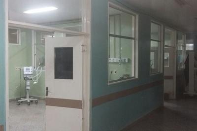 Hospital de Concepción tiene 3 camas de UTI, listas para atención a pacientes con Covid-19