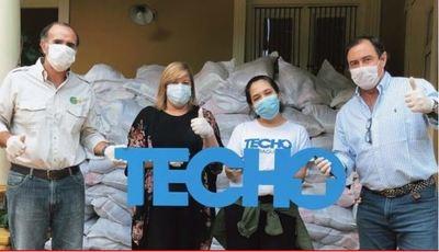 Ganaderos donan 1800 kits alimenticios y pretenden entregar un millón de platos