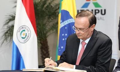 Ejecutivo ordena revisión del contrato colectivo de los funcionarios de Itaipú – Diario TNPRESS