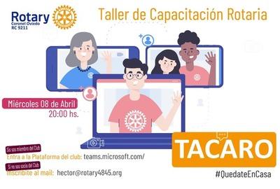 El Rotary Club apunta a transformarse digitalmente con apuesta a la tecnología