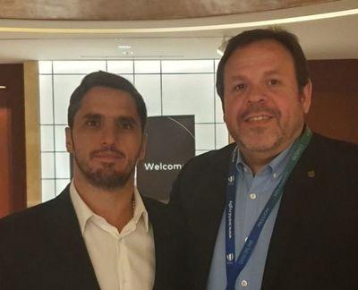 Paraguay apoya la candidatura de Pichot