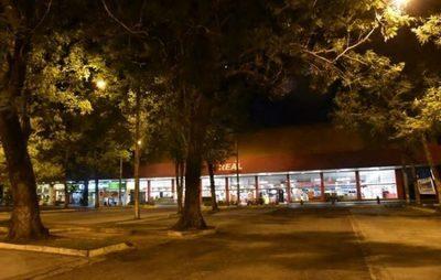 Tortolero se apodera de G. 30 millones de estacionamiento de súper