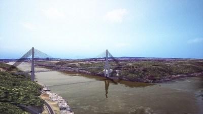 DESTACAN gestión de Reinerio Santacruz y CUESTIONAN a Roque Godoy para segundo puente