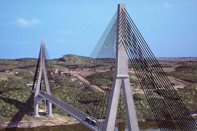 Empresarios vaticinan auge del turismo  y del comercio con el segundo puente sobre el río Paraná