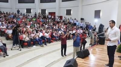"""Intendente ELECTO de CDE investigará gestión de su """"ELEGIDA"""""""