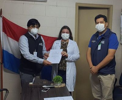 Minga Porã cuenta con nueva profesional médica