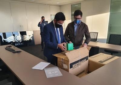 Caso DINAC: Todos los indicios marcan que empresas 'de maletín' fueron creadas solo para licitaciones