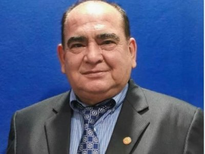 Octavio Schatp jura como senador en reemplazo de Bajac