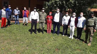 Cuarentena de los 15 culminó y van a arresto domiciliario