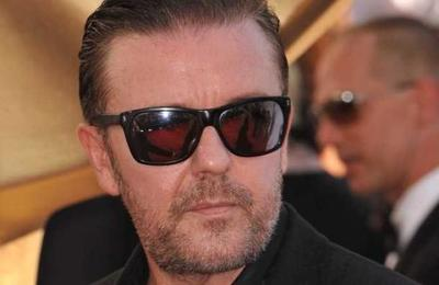 Ricky Gervais está harto de los famosos que se 'quejan' por estar encerrados en sus mansiones