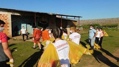 Campaña solidaria llegará a 1.000 familias vulnerables