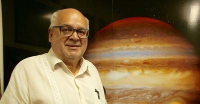 La astronomía paraguaya está de luto: falleció el reconocido astrónomo Blas Servín