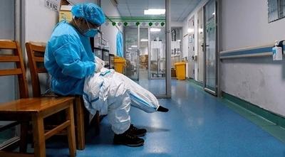 HOY / Hay 29 trabajadores de Salud con COVID-19 y otros 400 están en cuarentena