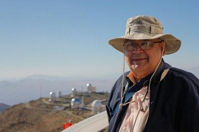 La astronomía nacional está de luto, falleció el Profe Blas Servín