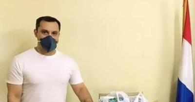 Coronavirus: Prats habló tarde y aparentemente se lavó las manos