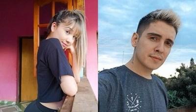 Will y Marilina con nuevo look
