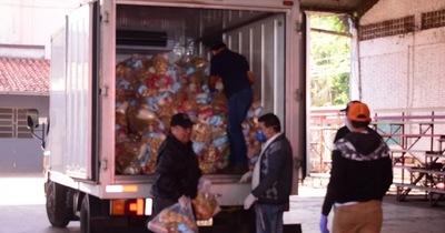 Concejal Gómez pidió transparencia para entrega de víveres