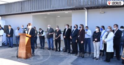 Compromiso social: Empresa Trociuk & CIA sigue entregando importantes donaciones a los centros asistenciales