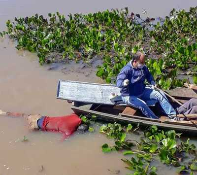Hallan CADAVER en el Lago Acaray en HERNANDARIAS