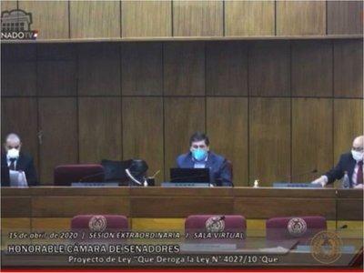 Senado prevé finiquitar hoy recorte de privilegios en cargos superiores