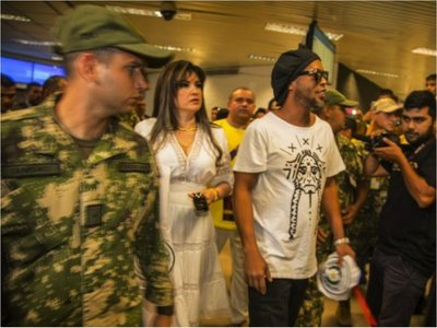 Juez  rechazó hábeas corpus que planteó la prófuga Dalia López