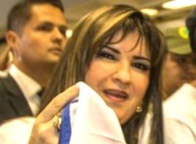 La prófuga Dalia López firmó escrito de apelación de hábeas corpus