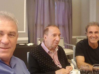 """Pumpido: """"En Argentina no supimos aprovechar a Menotti y a Bilardo"""""""
