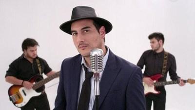 Pablo Benegas en concierto vía streaming