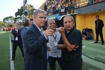 'Toti' Acosta y la estrategia para evitar la 'quiebra' de los clubes