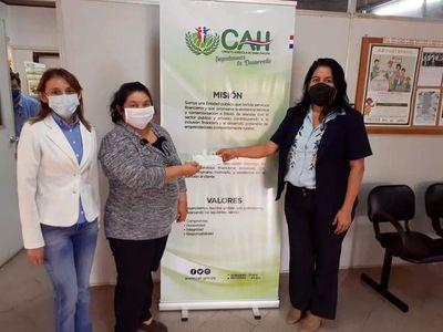 CAH ya desembolsó más de G. 15.845 millones para mitigar pandemia