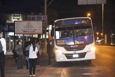 """Ohehesa'ÿijo situación"" transportista-kuéra ojeruréva subsidio"