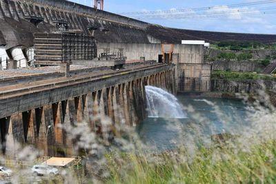 Producción y suministro de energía eléctrica de Itaipú están asegurados
