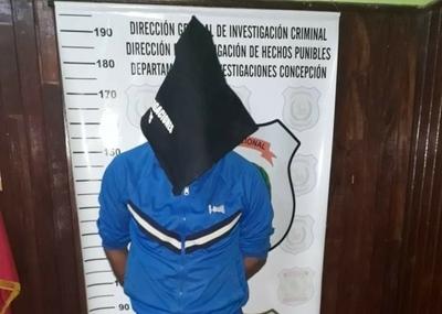 Concepción: Cae hombre buscado por intento de feminicidio