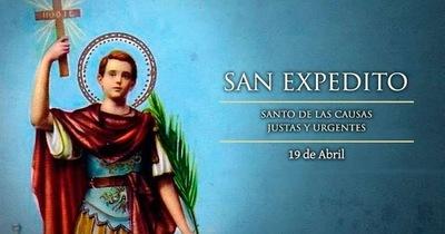 San Expedito: ¿Quién fue y por qué se celebra su día el 19 de abril?