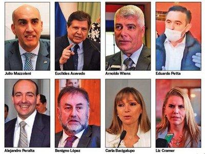 Entre luces y sombras, el Gabinete presidencial soporta la cuarentena