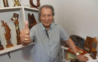Falleció esta mañana Alberto de Luque, ícono de la música paraguaya