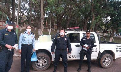 Coronavirus: Ministerio del Interior pide que policías reciban bonificación especial por exposición al peligro