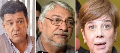 """De contramano con la historia, FG, PDP y el efrainismo pretenden """"castigar"""" con mayores impuestos a """"quienes están pedaleando"""""""