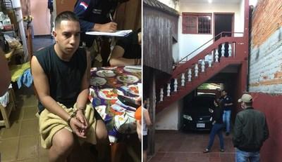 Buscando a Dalia López arrestan a un joven que formaría parte de red mafiosa