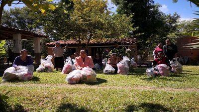 La ayuda llega a más familias artesanas vulnerables