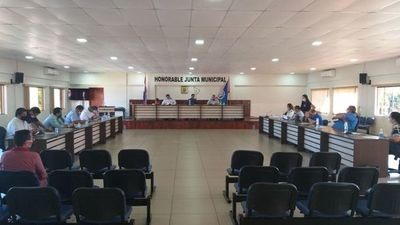 Junta Municipal de PJC rechaza ejecución presupuestaria 2019