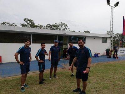 Entrenadores de la escuela de fútbol de Cerro se solidarizan con Mario Grana