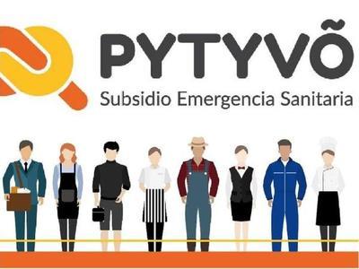 Pytyvô ya superó los 890.000 beneficiarios en todo el país