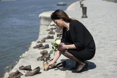 Israel recuerda a víctimas del Holocausto
