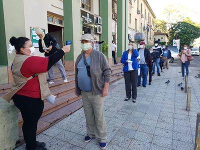 Paraguái opyta aty económica oguejývako'ã jerére
