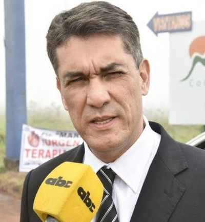 Gobernador de Amambay amenaza con echar a militares y abrir la frontera