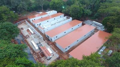Ahora: Habilitan segundo Hospital de Contingencia esta vez en Itauguá